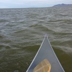 Canoeing the Great Salt Lake