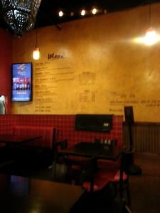 El Coyote Charro menu